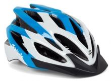 Imagen casco Spiuk Tamera, azul y blanco