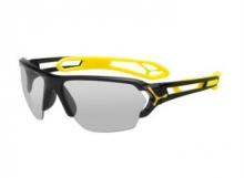 Imagen gafas Cébé S'Track, negro y amarillo