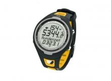 Imagen pulsómetro Sigma PC 15 11 negro y amarillo